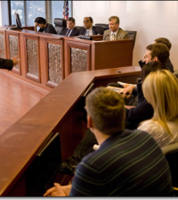 stages in a criminal case