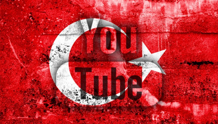 Turkey blocks Access to YouTube