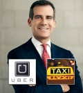 Uber and Eric Garcetti