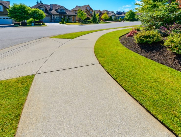 sidewalk rebate repair program