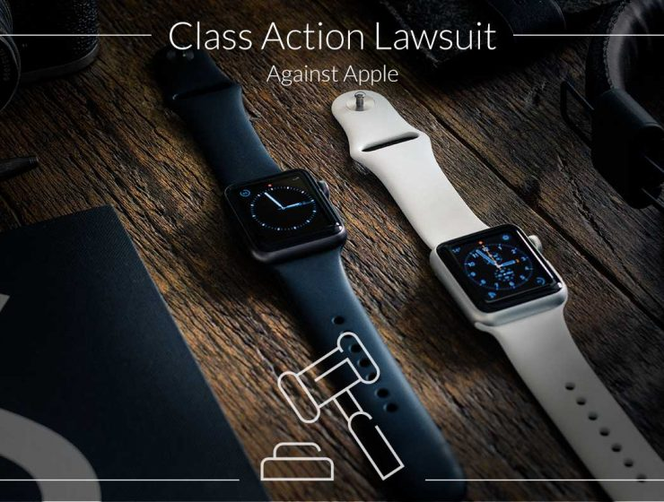 Apple Hit With a New Class Action Lawsuit